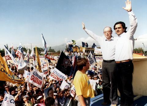 Pablo Longueira y Jaime Guzmán... 00102