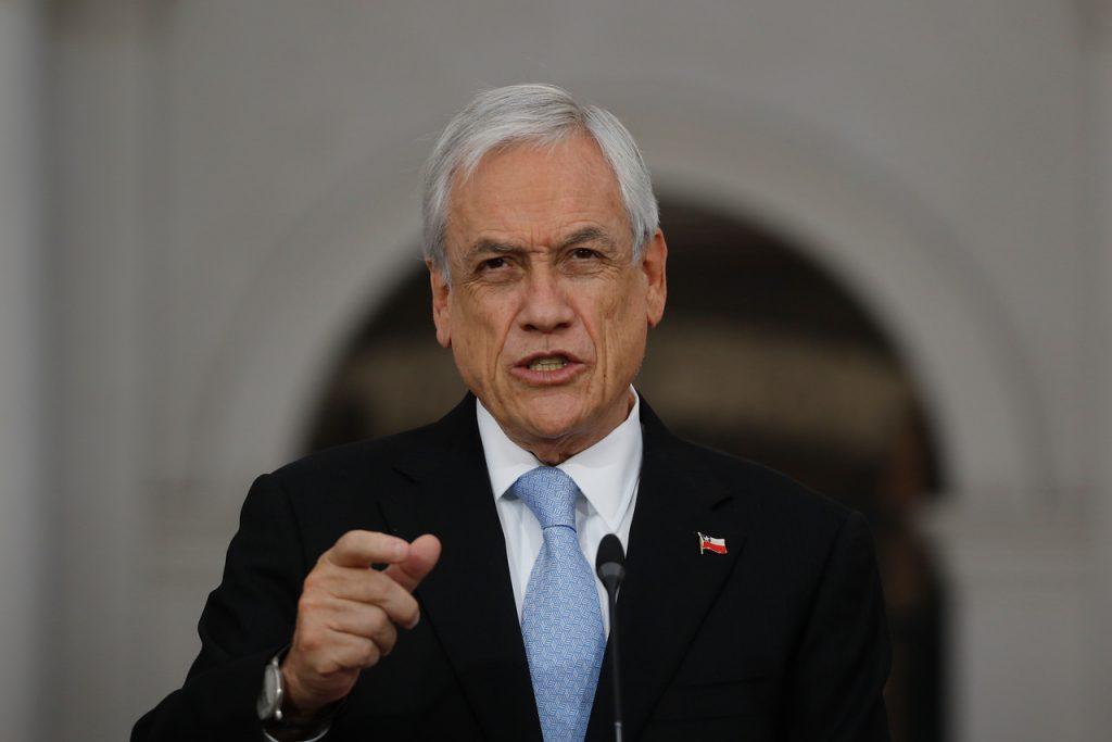Las medidas de Piñera